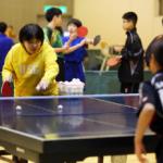ジュニアアスリート競技力向上 卓球教室